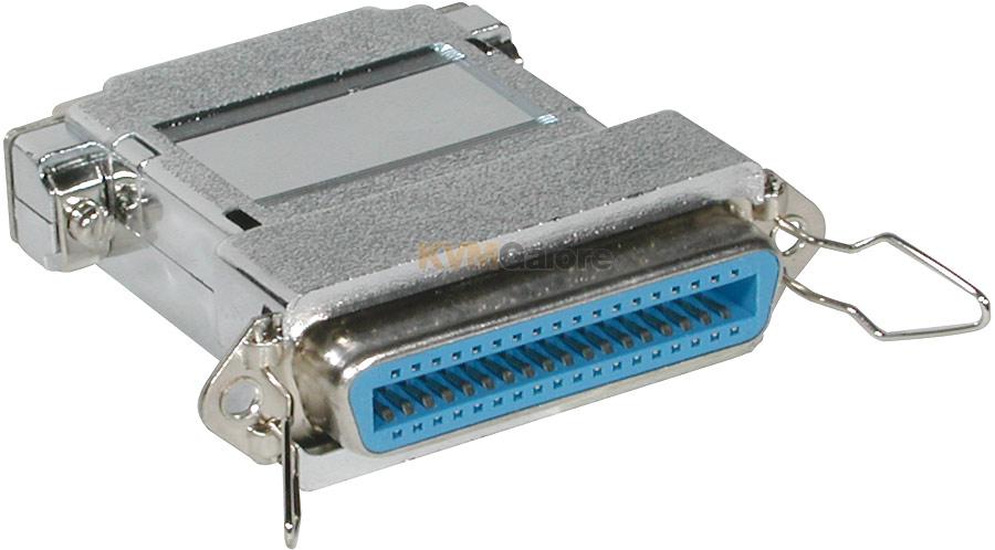 Centronics 36 Female To Db25 Female Parallel Printer