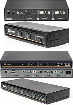 Avocent SV200 series of KVM switches