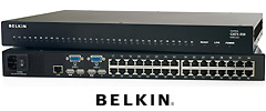 OmniView SMB Dual-User CAT-5 KVM Switches