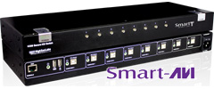 Smart Security Labs Secure KM Switches
