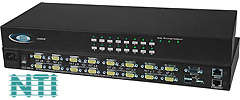 High-Density USB KVM Switches