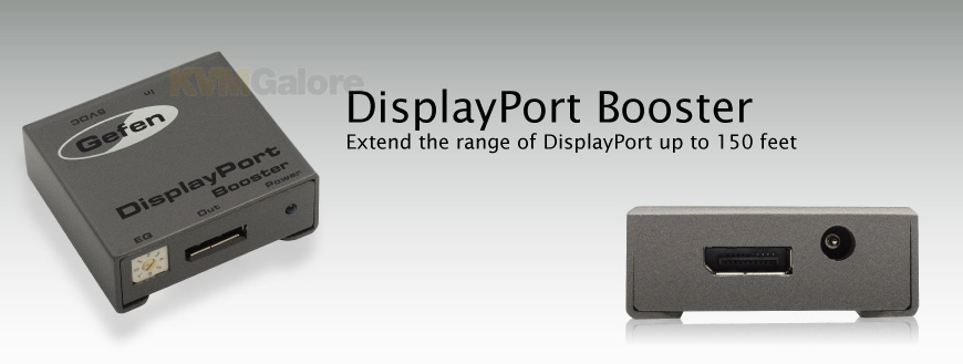 DisplayPort Booster