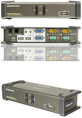MiniView Dual Display, 2-Ports