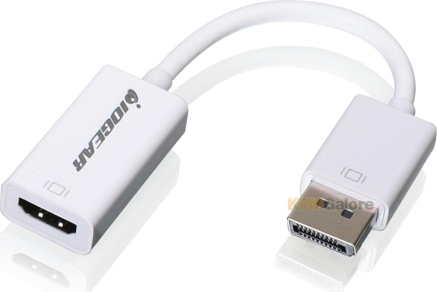 IOGEAR DisplayPort Adapters