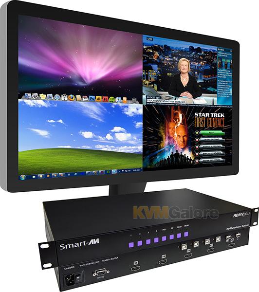 HDMVplus Multiviewer